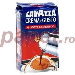 Cafea macinata Lavazza crema e gusto 250g NH657