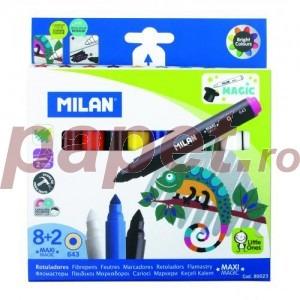 Carioca Milan 8+2 care schimba culoarea 3385