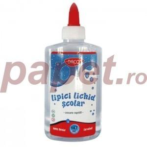Lipici lichid scolar Daco 147ml LL147