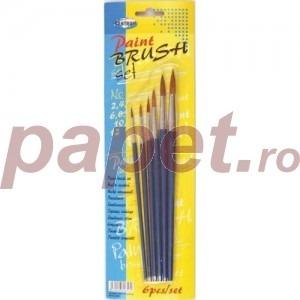 Pensule Centrum 6 / set E80656