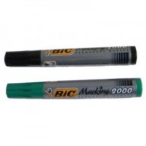 Marker permanent Bic E745