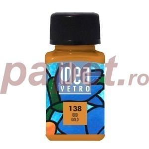 Culoare Maimeri sticla 60 ml gold 5314138