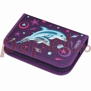 Penar echipat Herlitz 31 piese ex Dolphin 50008360