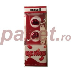 Casti Maxell digital stereo beans 303518