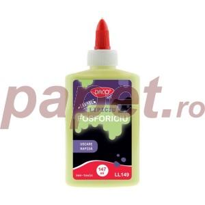 Lipici lichid Daco 147ml Fosforiciu LL149