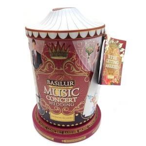Ceai Basilur music box concert wedding C70865