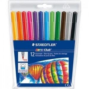 Carioca Staedtler 12 culori / set ST325NWP12