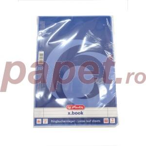 Rezerva caiet mecanic Herlitz A4/100file 043243/5