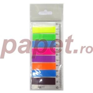 Notes adeziv 45x12 8culori/set 11103100