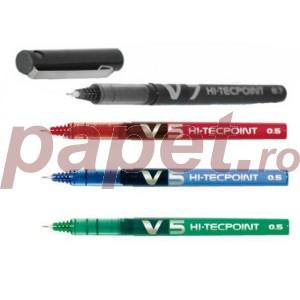 Roller Pilot 0.5/0.7 Hi-Tecpoint reincarcabil 5281