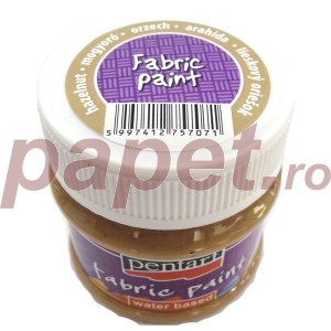 Culori textile 50ML Hazelnut P10623