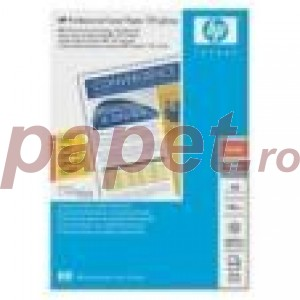 Hartie foto HP profesional laser glossy A4 HPQ2552A
