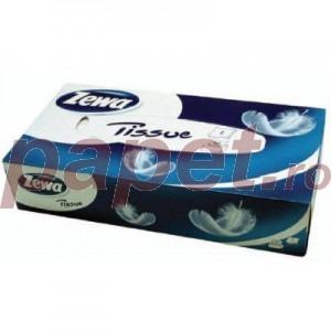 Servetele Zewa Tissue hartie 100buc/cutie