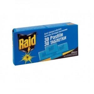 Raid anti-tantari pastile nelaminate G0690