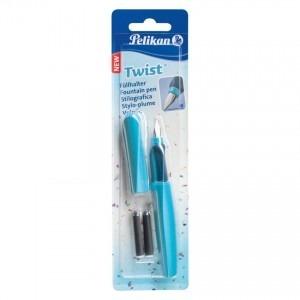 Stilou Pelikan TWIST cu grip ergonomic 923425