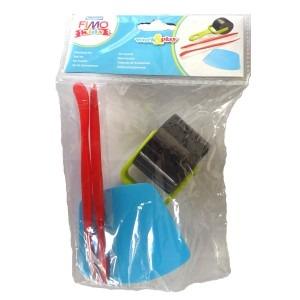 Set Staedtler unelte ajutatoare pentru modelarea fimo kids STH-8700-31