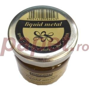 Foita lichida - metal lichid Gold 30ML P21079