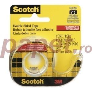 Scotch 3M dublu adeziva 3M136
