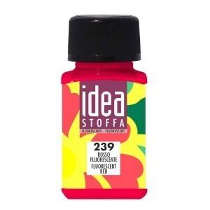 Culoare Maimeri stofa 60 ml flourescent red 5014239
