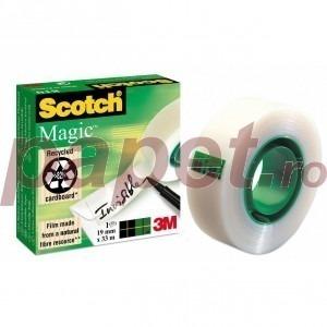 Rezerva Scotch 3M Magic 19 mm x 33 m E1724
