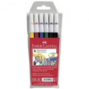Carioca Faber Castell 6 culori 4384