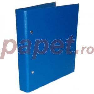 Caiet mecanic Noki A5 2 inele albastru E2449