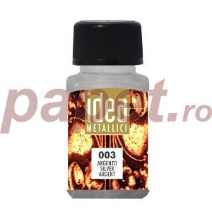 Culoare Maimeri metalica 60 ml silver 4014003