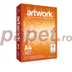 Hartie copiator A4 Artwork 500coli/top RX107502100