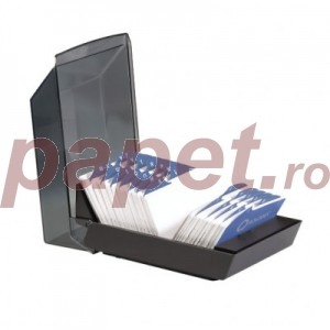 Fisier liniar cu capac VIP - 500 carduri 67011