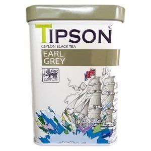 Ceai Tipson earl grey 85 g C80124