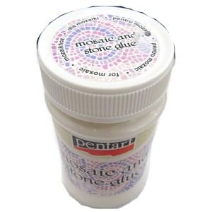 Adeziv pentru mozaic si piatra Pentart 100ML P1464