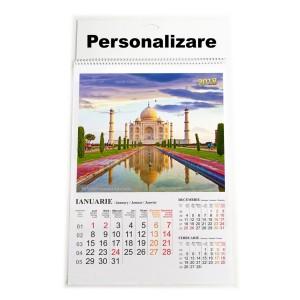 Calendar 2018 A3 Arhi policromie minunile lumii 12COLI 11515