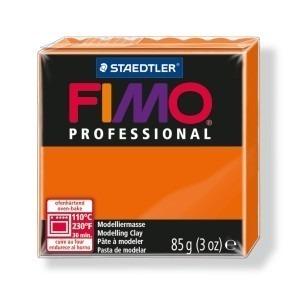 Lut polimeric Fimo Professional pentru modelaj STH-8004-Orange