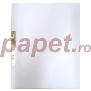 Dosar carton alb 1/1 duplex cretat 1429