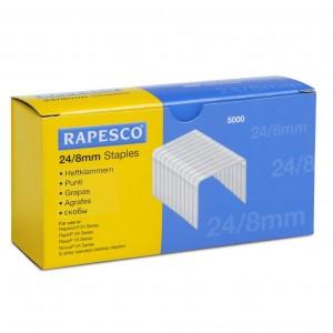 Capse 24/8 mm metalice Rapesco 4215