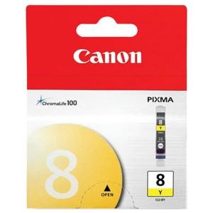 Cartus yellow Canon CLI-8Y 13ML ORIGINAL IP4200