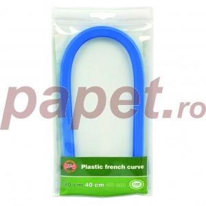 Curba flexibila Koh-I-Noor 40 cm K717018
