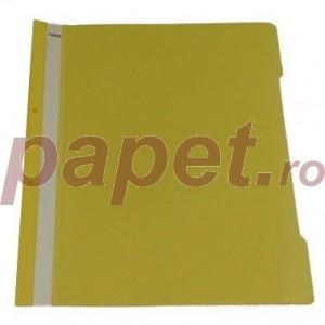Dosar pvc galben E48205