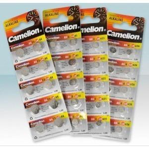 Baterie Camelion 1.5V AG1-AG10 2762