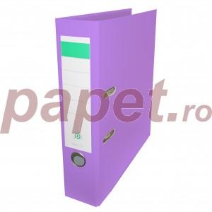 Biblioraft plastifiat Papet 8cm mov E564018