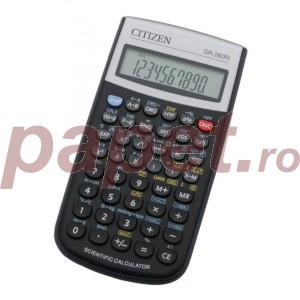 Calculator stiintific Citizen 10+2digi SR260 CZ-SR260