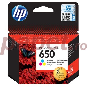 Cartus HP Deskjet color nr.650 CZ101AE 5ML ORIGINAL 2515 E-AIO CZ102AE
