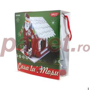 Set creativ Daco Casa lu Mosu SC043