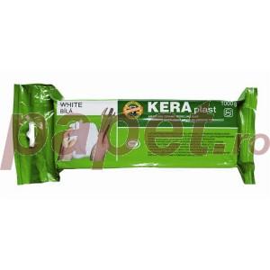 Plastilina modelaj Koh-I-Noor alba 1KG K131706