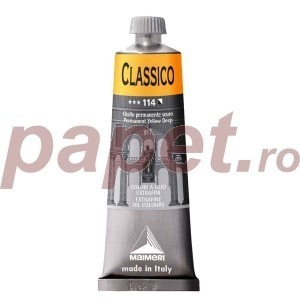 Culoare Maimeri classico 60 ml permanent yellow deep 0306114