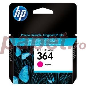 Cartus magenta HP nr.364 CB319EE ORIGINAL PHOTOSMART D5460