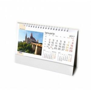 Calendar 2017 de birou cu peisaje sau capitale 1727