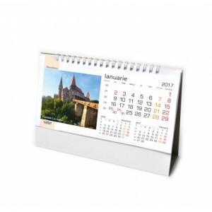 Calendar 2018 de birou cu peisaje sau capitale 1727