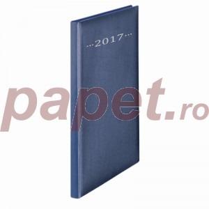 Agenda Herlitz 2017 A4 saptamanala albastra 10780468