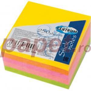 Notes adeziv Centrum 55x55 250file 80098